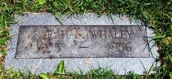 Sarah Evelyn <i>Owens</i> Whaley