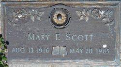 Mary E <i>Andrews</i> Scott