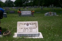 Ruby Pearl <i>Griffin</i> England