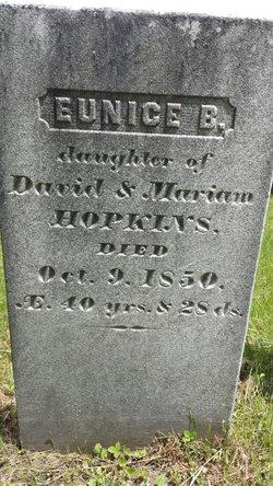 Eunice B Hopkins