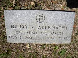 Henry Vinson Abernathy