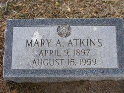 Mary A. Atkins