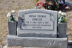 Bryan Thomas Fowler