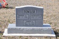 Jared A Fowler