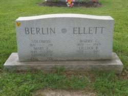 Mary E Berlin