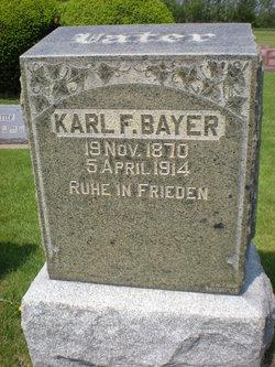 Karl F. Charles Bayer