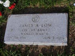 James Allen Low