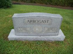 Gay <i>Hudkins</i> Arbogast