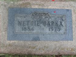 Nettie <i>Wierson</i> Barka