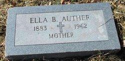 Ella B Auther