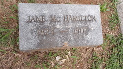 Jane Rachel <i>McFarland</i> Hamilton