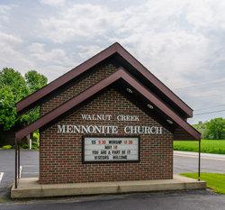 Walnut Creek Mennonite Cemetery