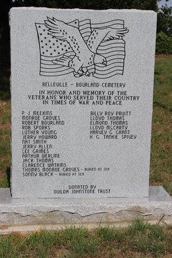 Belleville-Bourland Cemetery