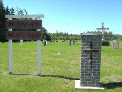 Ragged Reef Cemetery