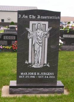 Marjorie Henrietta <i>Striley</i> Jurgens