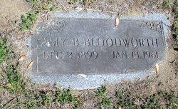 Amy Bloodworth