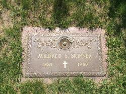 Mildred Sophia <i>Sparkes</i> Skinner