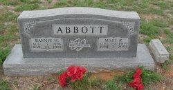 Mary Ruth <i>Myers</i> Abbott
