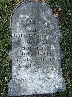 Phebe Ann <i>Bowers</i> Millard