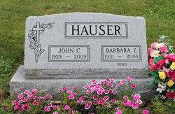 John C Hauser