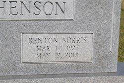 Benton Norris Stephenson