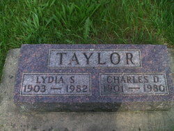 Lydia <i>Sisson</i> Taylor