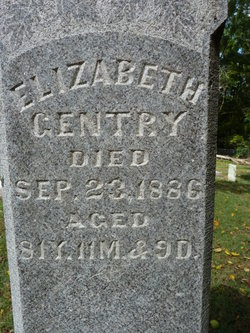 Elizabeth <i>Kindred</i> Gentry