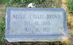 Nellie <i>Collie</i> Brown