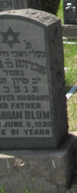 Abraham Blum