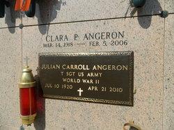 Clara <i>Pitre</i> Angeron