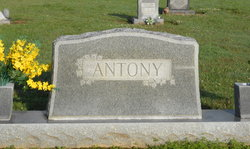Willie <i>Aldredge</i> Antony