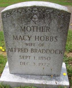 Macy <i>Hobbs</i> Braddock