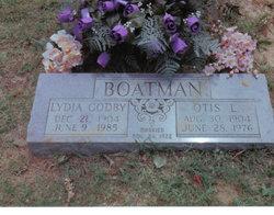 Otis Lee Boatman