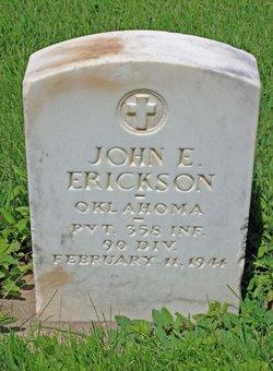 John Everett Erickson