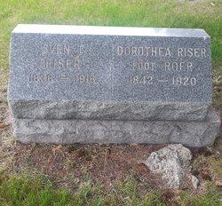 Dorothea Karen <i>Roer</i> Riser