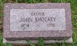 John Valentine Potts Shockey