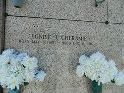 Leonise Marie <i>Terrebonne</i> Cheramie