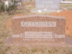 Georgia Alcy <i>Nickerson</i> Gleghorn