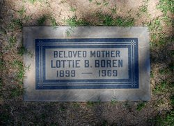 Lottie Belle <i>Franklin</i> Boren
