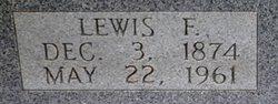 Lewis Franklin Parker