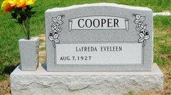 LaFreda Eveleen <i>Tannahill</i> Cooper