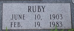 Ruby <i>Wakefield</i> Tynes