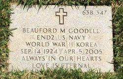 Beauford Milton Goodell