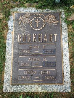 Linda Lou Burkhart