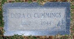 Dora Otis <i>Davidson</i> Cummings
