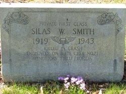 PFC Silas W Smith