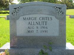 Marjery <i>Crites</i> Allnutt