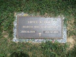 Loyce Katherene Price