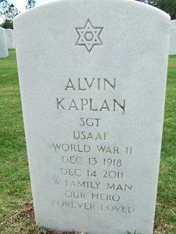 Alvin Kaplan
