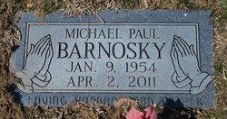 Michael Paul Barnosky